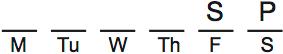 LSAT PrepTest 63, Game 3, Question 15, Diagram 1