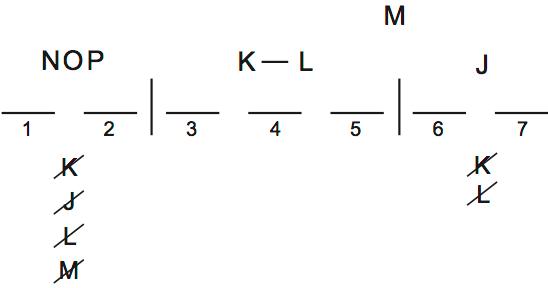 lsat 68  section iv  logic games  question 3 explanation
