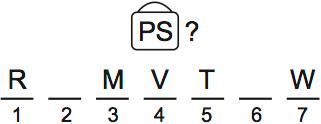 LSAT Preptest 71, Game 4, Question 22, Diagram 3