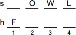 LSAT PrepTest 74, Game 2, Question 8, Diagram 3