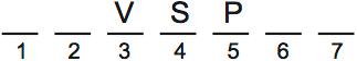 LSAT Preptest 71, Game 4, Question 19, Diagram 2