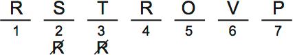 LSAT Preptest 66, Game 2, Question 7, diagram 2