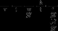 LSAT Preptest 79, Game 1, Question 5, Diagram 17